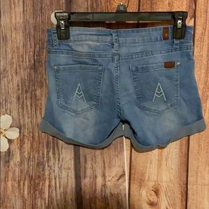 7 For All Mankind Bottoms - 7 for all mankind kids distressed shorts size 10